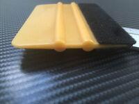 GOLD FILZRAKEL  KFZ Folien . Aufkleber - Vollfolierung - Auto Folien