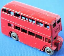MATCHBOX LESNEY 5a LONDON BUS.