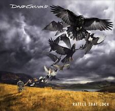 DAVID GILMOUR RATTLE THAT LOCK CD AND DVD NEW DELUXE EDITION