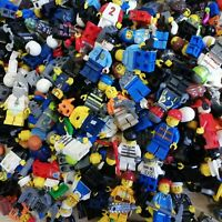 LEGO - X3 MINIFIGURE PACK - GREAT MIX - BULK - FREE SHIPPING!