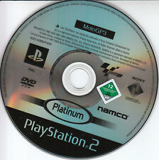Sony PS2 Play Station 2 Moto GP 3 Platinum Nur Spiele Disc PAL