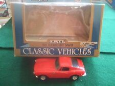 1990 Ertl Classic Vehicles #2853 1:43 1961 Red Ferrari SWB