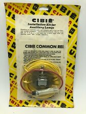 CIBIE Installation Kit for Auxillary Lamps Auto Headlights Driving Fog 6 12 Volt