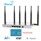 4G Wifi Router LTE T-Mobile AT T SIM Card Unlocked 1200Mbps Home WiFi Hotspot