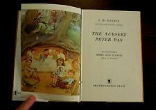 THE NURSERY PETER PAN by J.M.BARRIE.Ilust by MABEL LUCIE ATTWELL & J.S.GOODALL.