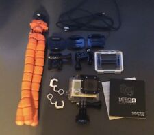 Gopro Hero 3 White Edition With Accessories Manuals And Tripod