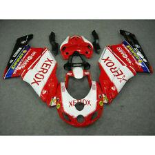 Verkleidung Lacksatz Rot INJECTION Fairing Bodywork Für DUCATI 749 999 2005-2006