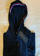 Tommy Hilfiger Men's Classic Pullover Hoodie - BLUE - LARGE ( Blazer)