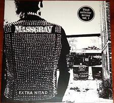 Massgrav - Extra Nitad LP / Gatefold / New (2014) Hardcore Punk