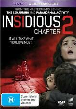 INSIDIOUS: Chapter 2 : NEW DVD