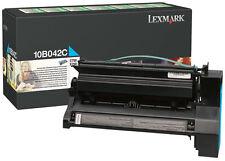 LEXMARK 10B042C C750 - X750 CYANO TONER ORIGINALE