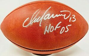 Dolphins Dan Marino Signed HOF 05 Wilson Duke Football Fanatics Hologram A879200