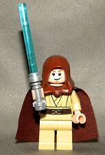 Star Wars Lego PADAWAN OBI-WAN KENOBI Mini-Figure Loose From Set 7961