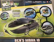 Ben 10 Ultimate Alien Ben's Mark 10