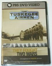 The Tuskegee Airmen They Fought Two Wars DVD.  PBS Video.  BRAND NEW SEALED