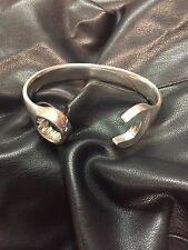 Bespoke mens Spanner Bangle great gift for Dad, Brother, Son, Husband, Fiance,