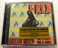 T. REX Great Hits 1972-1977 The A-Sides CD NEW Sealed Remaster MARC Bolan Aa106