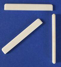 Knochen-Sattel für Ukulele 35 mm Typ BKU-19