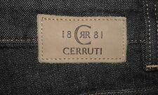 Cerruti 1881 Limited Line Women's Black Designer Jeans> W28/L33 RRP £409.00