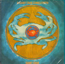 GIANT CRAB a giant crab comes forth LP NEU