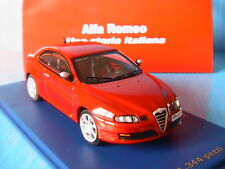 ALFA ROMEO GT 1900 JTDM BLACK LINE RED M4 1/43 ROSSO ROUGE ROT