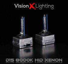 2x D1S Bulbs 35W Xenon Hid Ice Blue 8000K Low Beam For BMW E90 E91 E92 E93 05-13