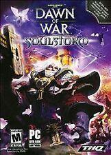 Warhammer 40K: Dawn of War Soulstorm, Windows. Good Cond. Video Game. 7529194932