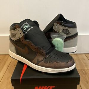 NIKE AIR JORDAN 1 RETRO HIGH RUST SHADOW PATINA  555088-033 Size: 7.5-13