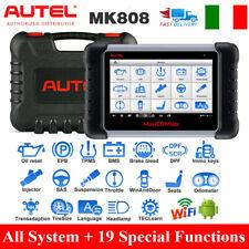 Autel MaxiCOM MK808 OBD2 Auto Diagnosi Scanner Diagnostica Multimarca Lettori IT