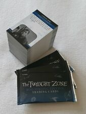 Rittenhouse Archives Twilight Zone - Rod Serling Edition Trading Card Base Set