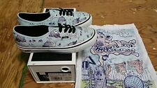 "Vans Vault X Robert Williams Authentic 44 LX ""Malfeasance"" Size 8 US robt"