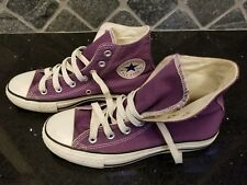 Converse All Star Chuck Taylor - Purple - 5 Men 7 Women