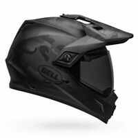 Bell MX-9 MIPS Adventure Dual Sport Motorcycle Helmet - Stealth Camo - Size: Med