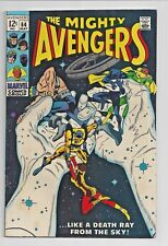 The Avengers #64 (Original Series)  Black Panther, Wasp FREE SHIPPING OVER $50