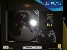 PLAYSTATION 4 FINAL FANTASY 15 Limited Edition console PS4 SLIM 1tb