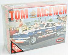 Polar Lights Tom McEwen Barracuda Funny Car 1:25 Plastic Model Car Kit 953