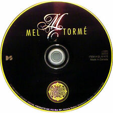 Golden Legends: Mel Torme (CD, 1999 Direct Source (Canada))