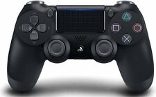 DualShock 4 Wireless Controller for PlayStation 4 (Jet Black, 2016 Version) NEW