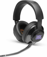JBL Quantum 400 wired over-ear gaming heaphones (black)