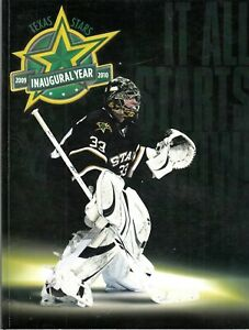 Inaugural Year 2009 - 2010 TEXAS STARS YEARBOOK American Hockey League