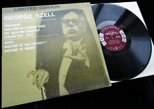 Tchaikovsky / Weber - George Szell **Columbia 6-Eye ED1 Limited Edition LP**