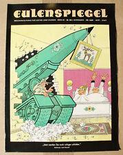 2eu8146/ DDR Satirezeitschrift - Eulenspiegel - Ausgabe 46/1981