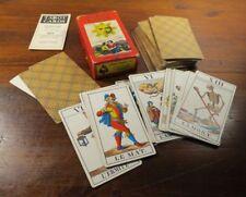 1970 AG Muller Boxed Set Vintage Tarot Cards