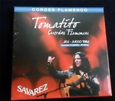 SAVAREZ Tomatito Cordes Flamenco Tension FUERTE - FORTE Guitar String T50J