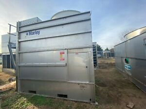 157 Ton Marley Cooling Towers, All Stainless Steel-Refurbished*