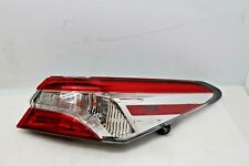 Toyota Camry 2018 2019 Right Passenger side Taillight Original OEM