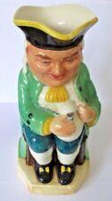 """Burlingtonware """"Boozer"""" Toby Jug  24cm high"""
