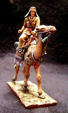 Russian Miniatures. Amber. Lawrence of Arabia. 54mm
