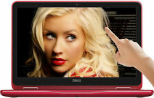 DELL Inspiron 11.6 TouchScreen 2-in-1 Laptop Intel 2.56GHz 4GB 500GB WebCam HDMI