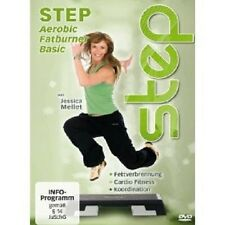 STEP AEROBIC - FATBURNER BASIC DVD NEU